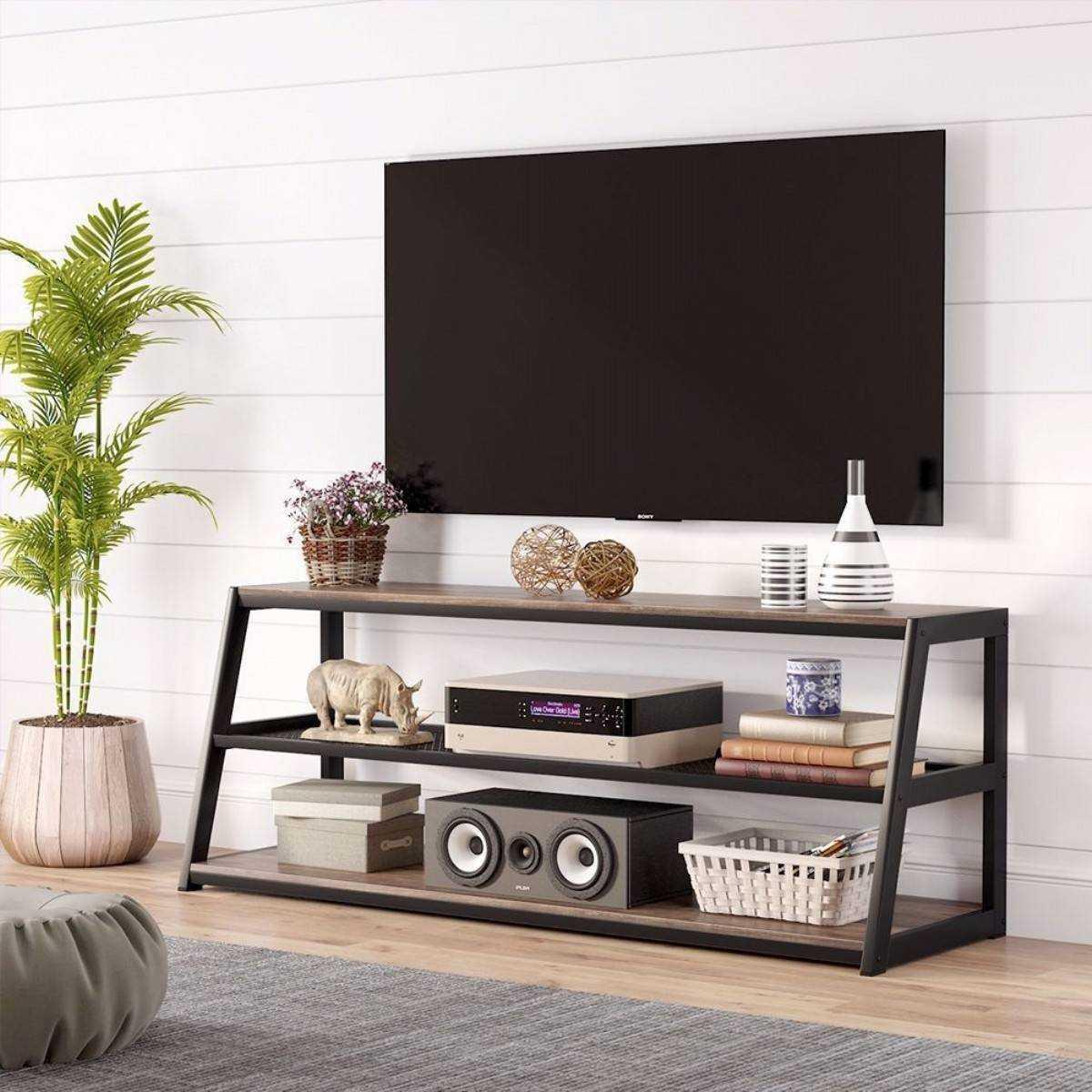 Zizuva Tasarım Tv Sehpası Dekor Düzenleyici