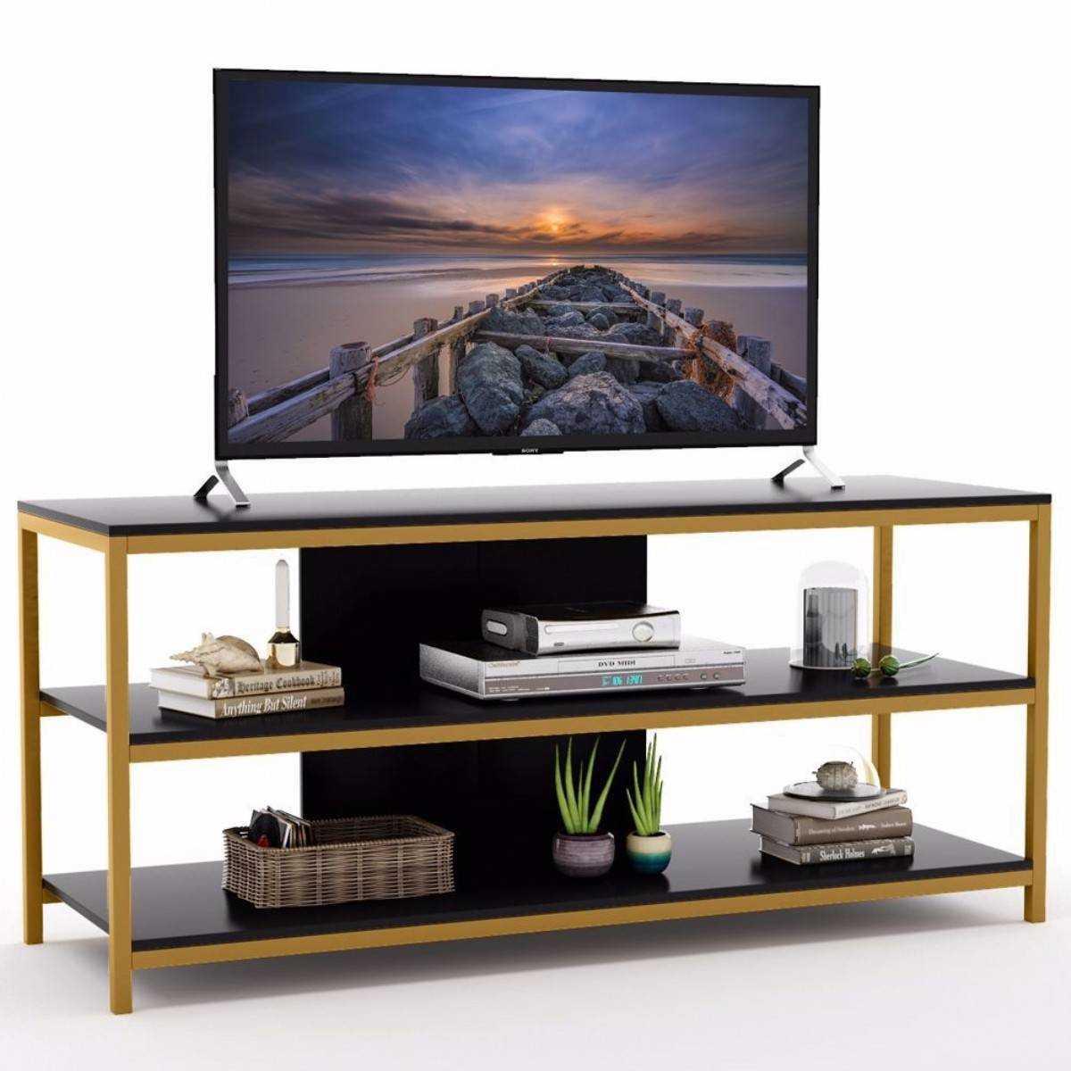 Zizuva Tasarım  Metal Ev Ofis Büro  Tv Sehpası